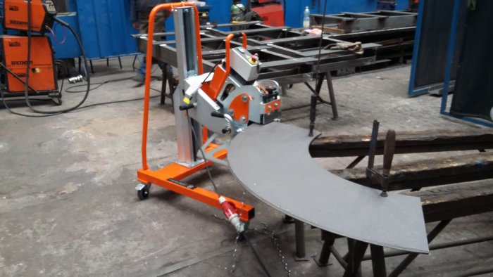 Bevelling machine UZ15 Rapid